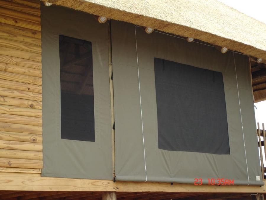 Roll Up Blinds / Drop Awnings | Product Range | , Nelspruit